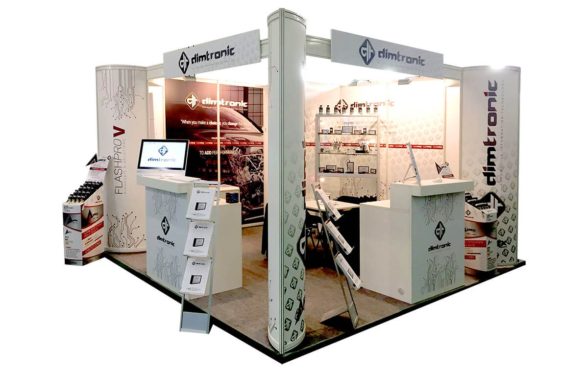 Stand Dimtronic