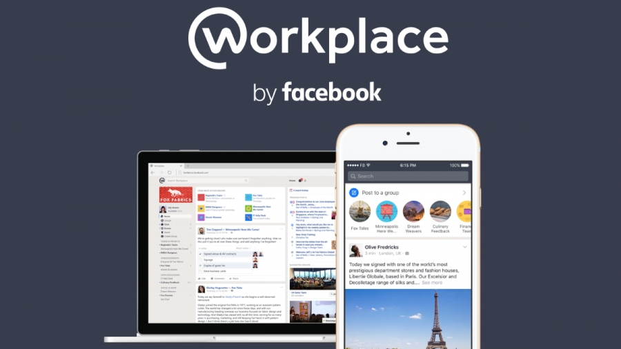 Workplace, come ti lavoro con Facebook