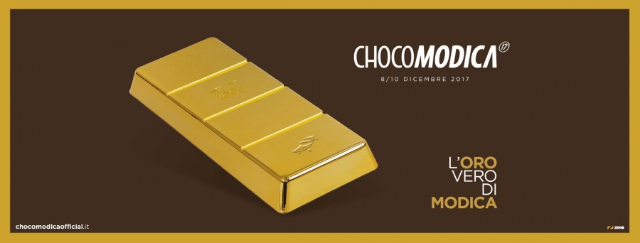 ChocoModica 17: l'oro vero di Modica